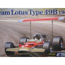 1/20 EBBRO LOTUS TYPE 49B 1968