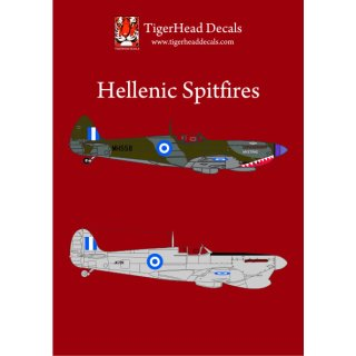 HELLENIC SPITFIRES. THE 3