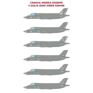 F-35A/B JOINT STRIKE FIGH