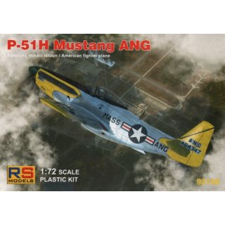NORTH-AMERICAN P-51H MUST