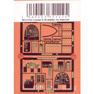 Convair B-58 Hustler instrument panels?