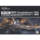 1/700 HMS Campbeltown 1942  full hull normal version