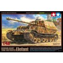 1/48 German Heavy Tank  Elefant
