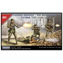 1/35 Tristar: German WWII Infantry The Barrage Wall