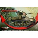M3A1 LIGHT TANK LATE - PA