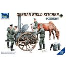 German Field Kitchen with Soldiers (co?