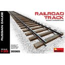 Railroad Track Russian Gauge