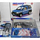 1/24 - Burago - Freelander 1998 Polizia (Police version...