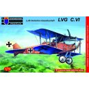LVG C.VI Decals Germany WWI