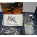 1/72 Aoshima German WWII Fighter Focke Wulf Ta152H-1 -...