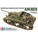 1:35 British SPG Anti Tank 17pdr. ARCHER