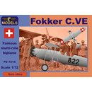 Fokker C.VE Switzerland