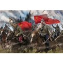 1/72 Strelets Red Cavalry in Summer Dress Russian Civil War