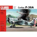 1/72 AZ Model Curtiss P-36A