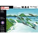 1/72 AZ Model Martin-Baker MB.6 Sky Ferret
