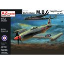 1/72 AZ Model Martin-Baker MB.6 Night Ferret