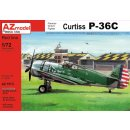 1/72 AZ Model Curtiss P-36C
