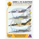 1/48 Avalon Aero L-39 Czechoslovak and Czech AF [L-39C...