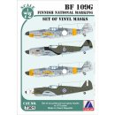 1/72 Avalon Messerschmitt Bf-109G Finnish National...