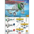 1/72 RS Models Curtiss BFC-2 Goshawk. 1. BFC-2 Goshawk,...