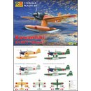 1/72 RS Models Kawanishi E15K Shiun float plane 1....