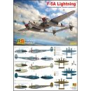 1/72 RS Models Lockheed F-5A Lightning 1. F-5A of the...
