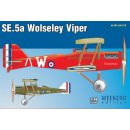 1/48 Eduard kits Royal Aircraft Factory SE.5a Wolseley...