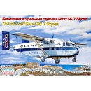 1/144 Eastern Express Short SC.7 Skyvan civil aircraft...