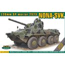 1/72 Ace Nona-SVK 120 mm SP mortar 2S23