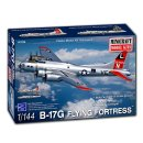 1/144 Minicraft Boeing B-17G Flying Fortress USAAF