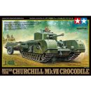 1/48 Tamiya  Brit.Pz. Churchill Mk.VII Crocodile