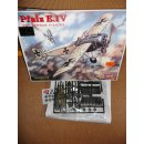 1/72 ICM: Pfalz E.IV WWI German Fighter (2nd hand kit...