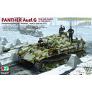 1/35 Rye Field Model: Panther Ausf. G Early/Late Versions...