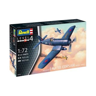 1/72 Revell F4U-1B Corsair Royal Navy