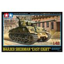1/48 Tamiya  US M4A3E8 Sherman Easy Eight