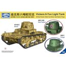 1/35 Riich Models Vickers 6-Ton light tank Alt B Early...
