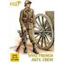 1/72 HAT Industrie WWII French Artillery Crew E28B...