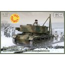 1/72 IBG Models Bergepanzer III (easy assembly kit)