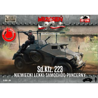 1/72 First To Fight Kits Sd.Kfz.223