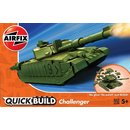 Unknown Airfix Challenger Tank Quick Build(No glue or...