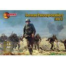 1/72 Mars Panzergrenadiers (WWII) 40 figures/8 poses