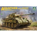 1/35 Takom Sd.Kfz.171/267 Panther A Late with interior +...