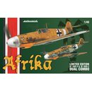 1/48 Eduard Kits Afrika dual combo Limited Edition kit of...
