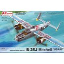 1/72 AZ Model North-American B-25J Mitchell USAAF...