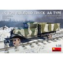 1:35 Mini Art 1,5 Ton Railroad Truck AA Type