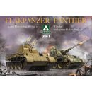 1:35 Takom Flakpanzer PantherCoelian with 37mm...