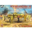 1:72 Modelcollect Fist of War German WWII E-100 Super...