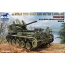1/35 Bronco Models US M19A1 Twin 400mm Gun Motor Carriage...