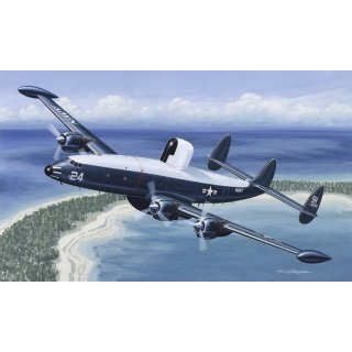 1/72 Heller Lockheed EC-121 Warning Star