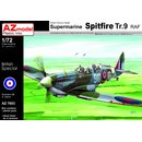1/72 AZ Model Supermarine Spitfire Tr.9 RAF Trainer x 4...
